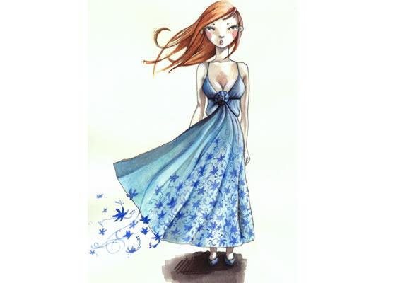 Bons vestidos não conquistam bons príncipes
