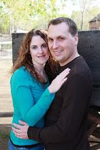 Robert and Heather