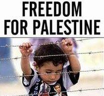 Israel fora da Palestina!
