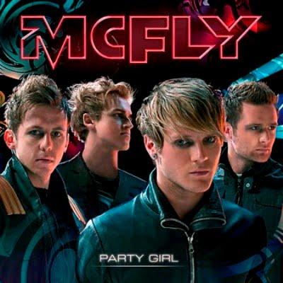 Fashion Danger Lyrics on A2 Media Coursework Rachel Hilton  Mcfly   Party Girl Single Cover