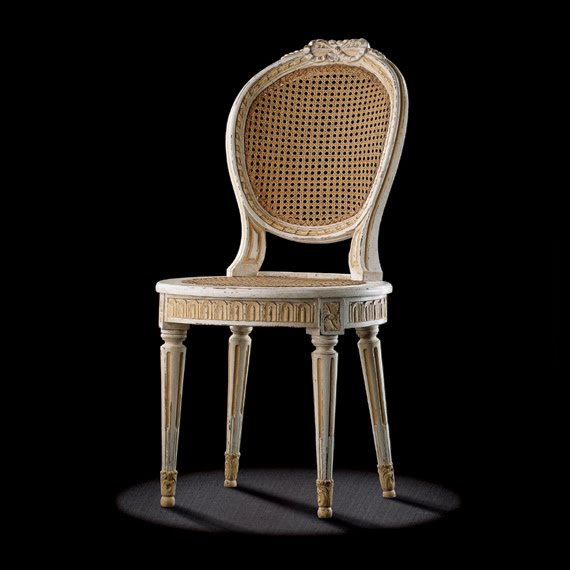 antique italian classic furniture furniture antiques louis xvi caned chair. Black Bedroom Furniture Sets. Home Design Ideas
