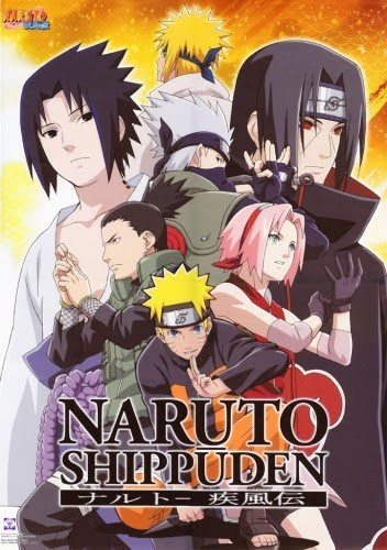 Naruto Manga and episodes