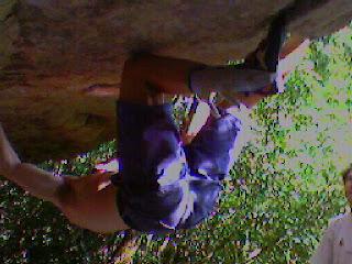 Bob teste sa cheville dans Ouarzazate