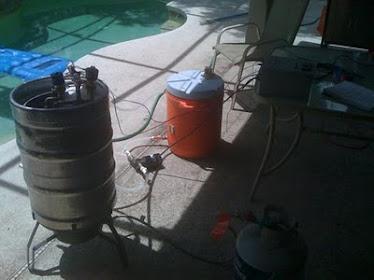 Sistema para fabricação de cervejas e hidromel