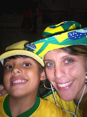 Brasileiros patriotas
