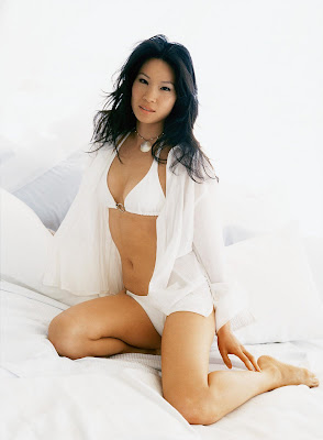 Lucy Liu  - one  hot lady