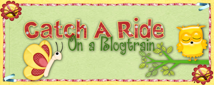 Catch A Ride On A Blog Train