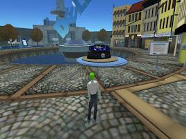 Ma visite chez Dell dans Second Life