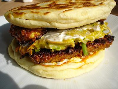 Hot Asia Burger