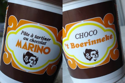 Pate à tartiner au chocolat MARINO