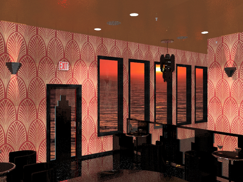 Lyla Drake Wilhelm Harlow Restaurant And Bar