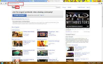 Tutorial untuk download video dari Youtube buat pengguna Google Chrome