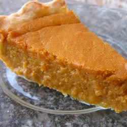 EasyBakes: Sweet Potato Pie I