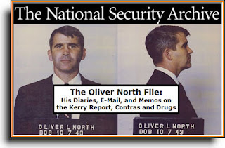 The Oliver North File: His Diaries, E-Mail, and Memos on the Kerry Report, Contras and Drugs