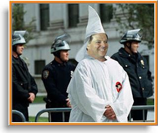 Tom DeLay is a Klansman*