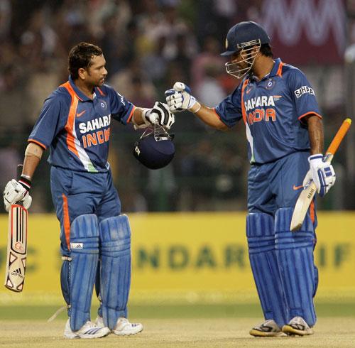 Sachin Double 100