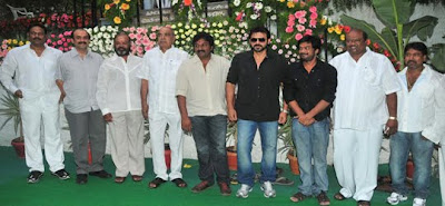 Chandramukhi-2 telugu film Launched in RamaNaidu Studios