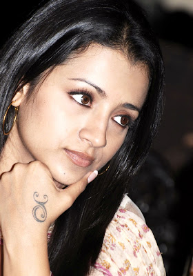 trisha tatto exposing stills hot