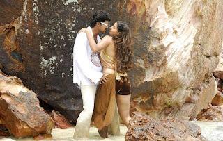 hot stills of namitha and shreya from maha muduru with vijay