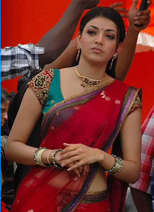 kajal agarwal in brindaavanam new hot images