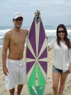 Alexandra e Diego