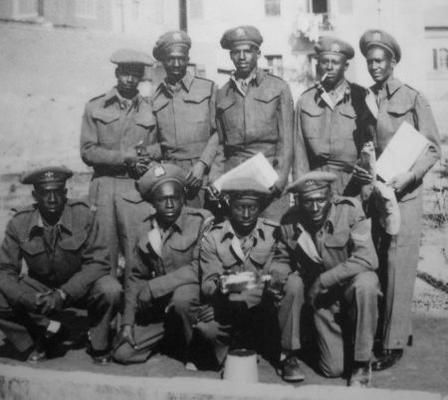 The WIR Soldiers Became A Valued Part Of British Forces Garrisoning West Indies Where Losses From Disease And Climate Were Heavy Amongst White