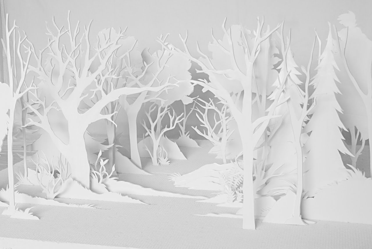 of paper and things: paper artist | alex schulz
