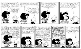 Mafalda, Libertad y la reflexión electoral