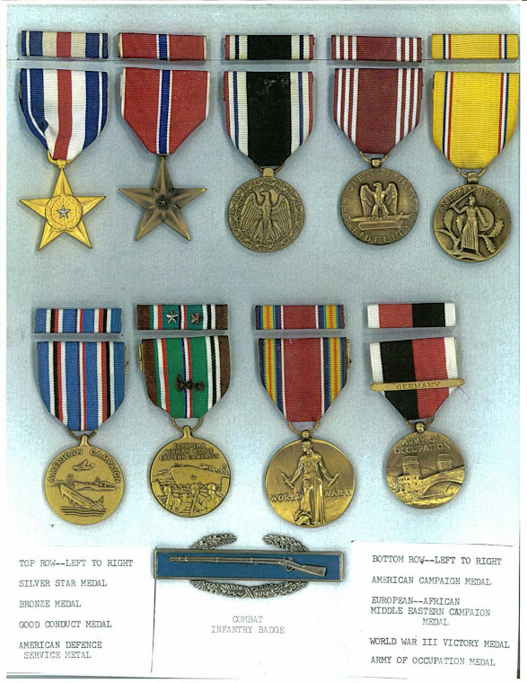 The Alfred Dorrance Medals & Citations