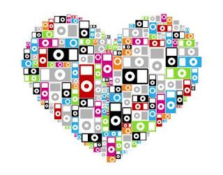 Ipod MP3 Valentine