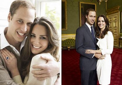 william kate engagement picture. william kate engagement