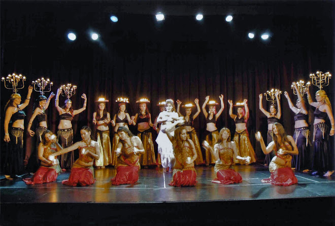 Escuela de Danza Arabe Khaleia