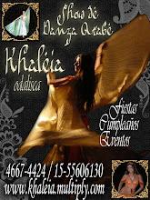 Show de Danza Arabe