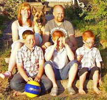 Hela familjen Dahlström