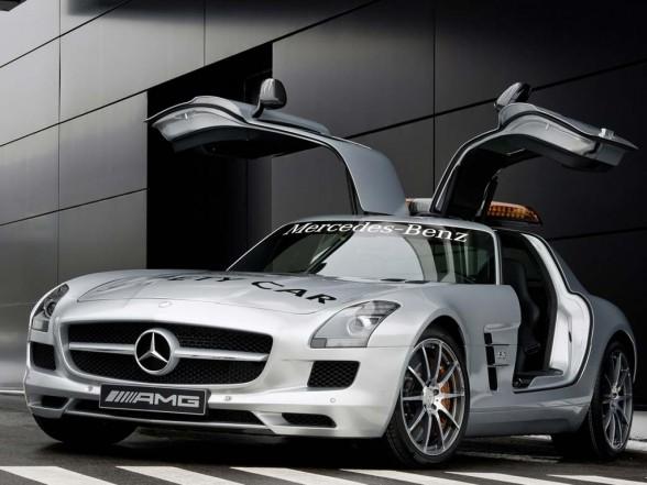 2000 Mercedes Benz Cl55 Amg F1 Safety Car. SLS AMG F1 Safety Car will