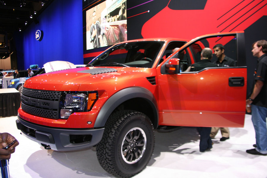 2010 Ford F 150 Svt Raptor R
