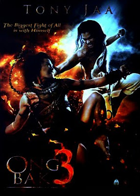 La película Ong Bak 3 con Tony Jaa