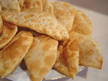 Çiğ Börek Tatar Böreği