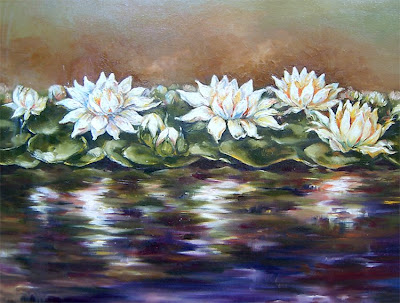 ���� ��� ����  2011 - ����� �� ������ ����� waterlilies3byradina