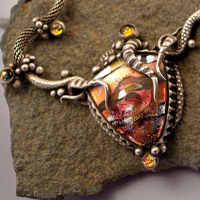 Dragon Elements Necklace