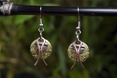 Decorative Dangle Earrings