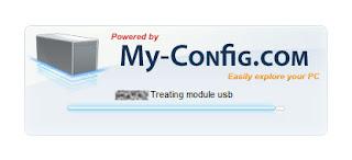 My-Config.com - Escaneando o sistema