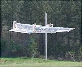 Protótipo brasileiro campeão de aerodesign