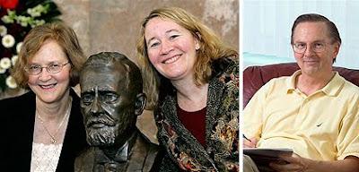 Os vencedores do Nobel de Medicina 2009