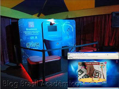 Bradesco usa realidade aumentada no Cirque duSoleil - Quidam