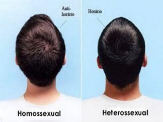 Espiral capilar pode indicar preferência sexual, diz estudo