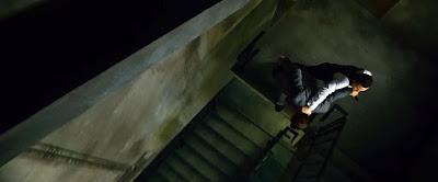 Escada no filme A Origem