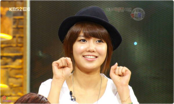 Weight Gain Belly Gif Snsd sooyoung gained weight,