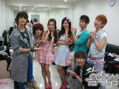 Korea Precious: SNSD,favourite boy is SHINee