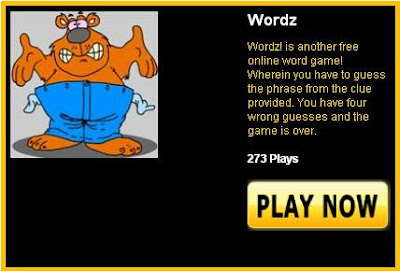 wordz word game